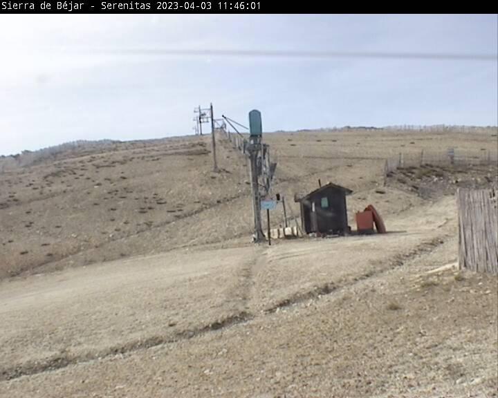 Webcam en Canchal Negro